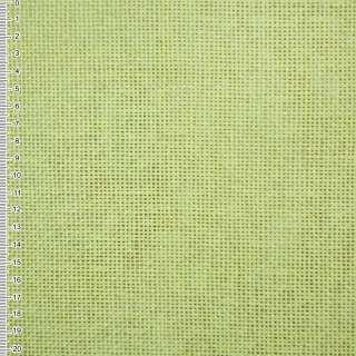 Рогожка из целюлозы на флизелине бледно-салатовая, ш.150 оптом