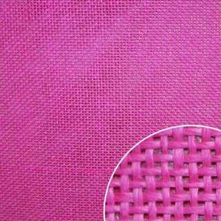 Рогожка из целюлозы на флизелине малиновая, ш.150 оптом