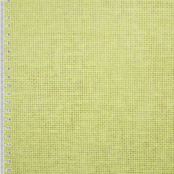 Рогожка из целлюлозы на флизелине лимонная, ш.150 оптом