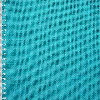 Рогожка из целюлозы на флизелине голубая насыщенная, ш.150 оптом