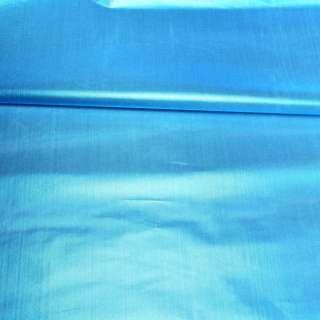 Парча светло-бирюзовая гладкая ш.150 оптом