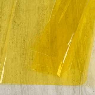 Силікон (0,2мм) жовтий прозорий ш.122 оптом