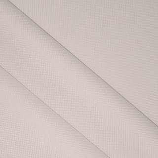 ПВХ ткань оксфорд 600 D молочная ш.140 оптом