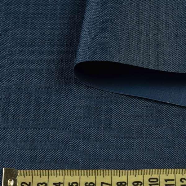 ПВХ ткань оксфорд рип-стоп синяя темная ш.150 оптом