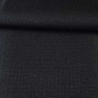 ПВХ тканина Оксфорд рип-стоп чорна ш.150 оптом