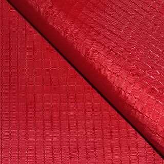 ПВХ тканина Оксфорд рип-стоп червона ш.150 оптом
