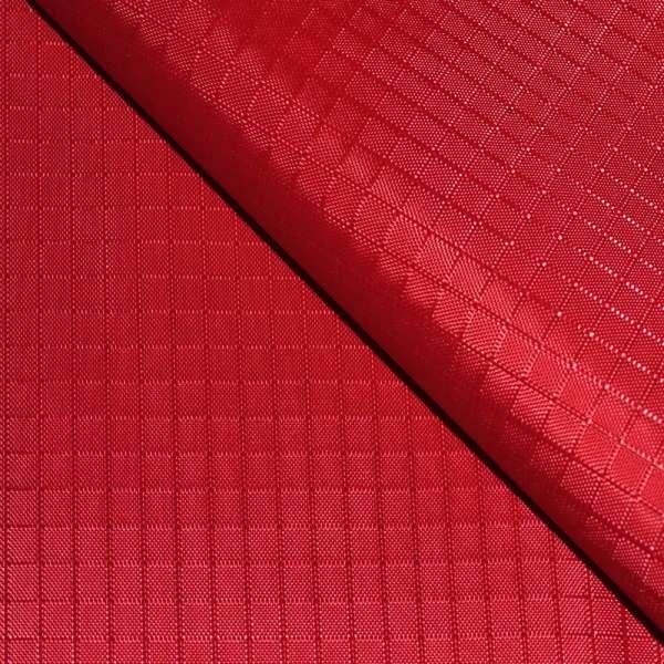 ПВХ ткань оксфорд рип-стоп красная ш.150 оптом