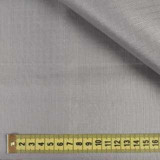 ПВХ ткань оксфорд рип-стоп серая серебристая, ш.150 оптом