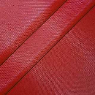 Ткань тентовая ПВХ 420 D красная ш.150 оптом