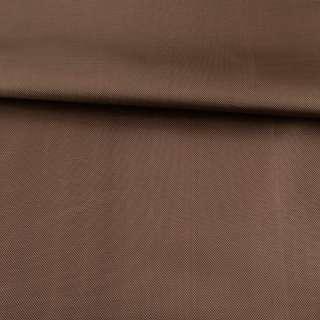 Ткань сумочная 1680 D коричневая, ш.150 оптом