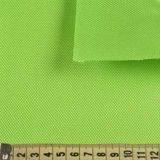Ткань сумочная 1680 D салатовая, ш.150 оптом