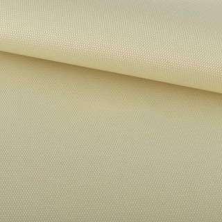 Ткань сумочная  ПВХ 420 D светло-пшеничная ш.150 оптом