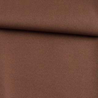 ПВХ тканина Оксфорд 600D коричнева світла, ш.150 оптом