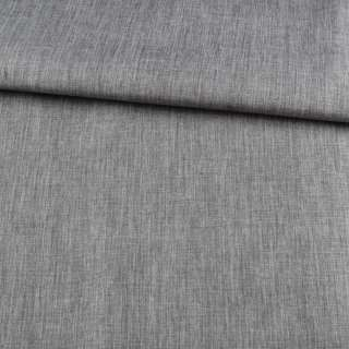 ПВХ ткань оксфорд лен 300D серый, ш.150 оптом