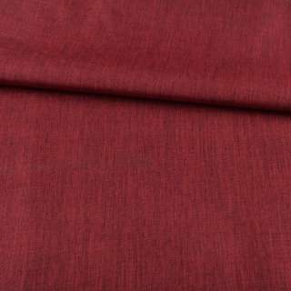 ПВХ ткань оксфорд лен 300D красный темный, ш.150 оптом