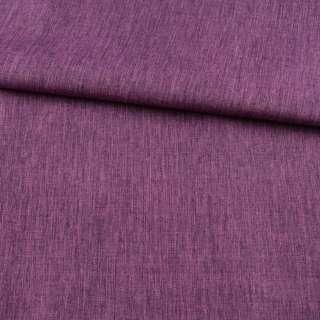 ПВХ ткань оксфорд лен 300D фиолетовый, ш.150 оптом