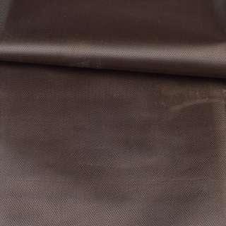 ПВХ тканина Оксфорд 420D коричнева, ш.150 оптом