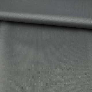 ПВХ тканина Оксфорд 420D оливково-сіра, ш.150 оптом