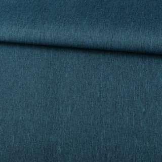 ПВХ тканина оксфорд льон 300D бирюзовий темний ш.150 оптом