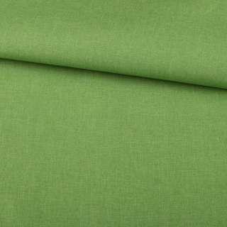 ПВХ тканина оксфорд льон 300D зелений світлий ш.150 оптом