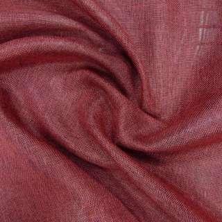 Рогожка вишневая ш.145 оптом