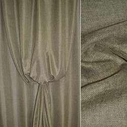 Рогожка оливково-коричневая ш.150 оптом