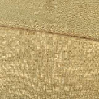 Рогожка деко песочная меланж, ш.150 оптом
