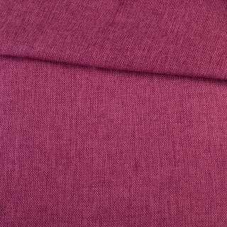 Рогожка деко розово-сиреневая меланж, ш.150 оптом