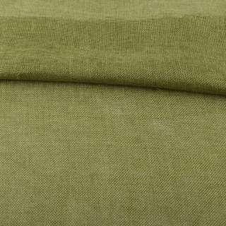 Рогожка деко оливково-зеленая ш.150 оптом