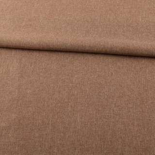 Рогожка деко бежево-кремова меланж, ш.150 оптом