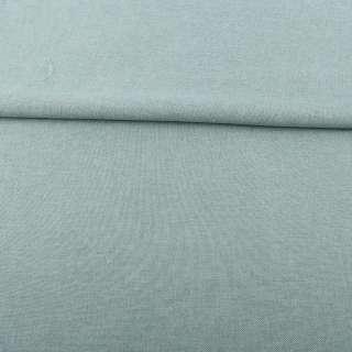 Рогожка деко бирюзово-сіра ш.150 оптом