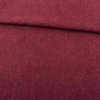 Рогожка деко бордовая ш.150 оптом