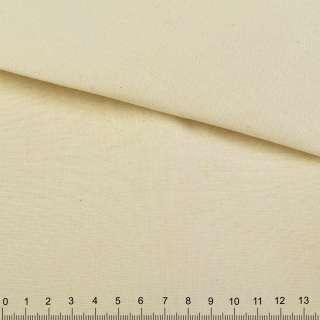 Коттон двухсторонний кремовый ш.158 оптом