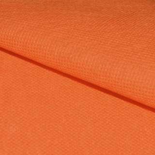 Флізелін неклеевой (спанбонд) помаранчевий, щільність 60, ш.160 оптом