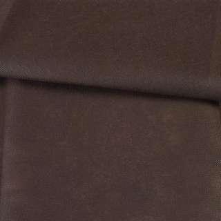 Флизелин неклеевой (спанбонд) коричневый, плотность 60, ш.160 оптом