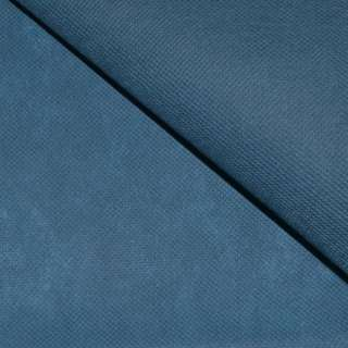 Флизелин неклеевой (спанбонд) синий светлый, плотность 70, ш.160 оптом