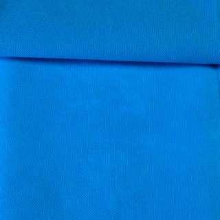 флизелин насыщ. голубой (неклеевой), плотн. 80,  ш.160 оптом