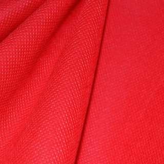 флизелин ярко-красный (неклеевой), плотн. 80,  ш.160 оптом