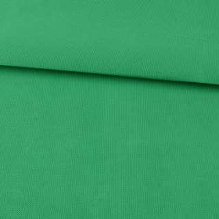 Флізелін неклейовий (спанбонд) зелений яскравий нефритовий, щільність 80, ш.160 оптом
