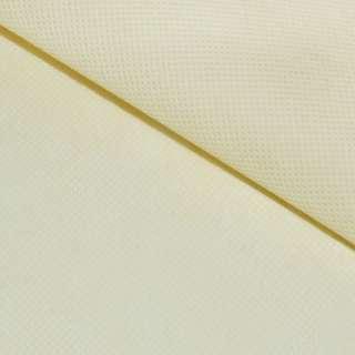 Флізелін неклеевой (спанбонд) кремовий, щільність 80, ш.160 оптом
