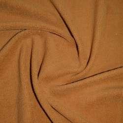 Велсофт-махра односторонняя рыже-коричневая ш.205