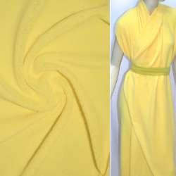 Велсофт-махра односторонняя желтая ш.205