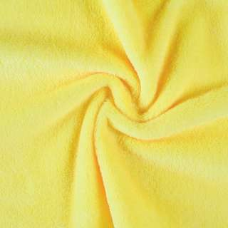 Велсофт (махра) двухсторонний желтый (солнечный) ш.170 оптом