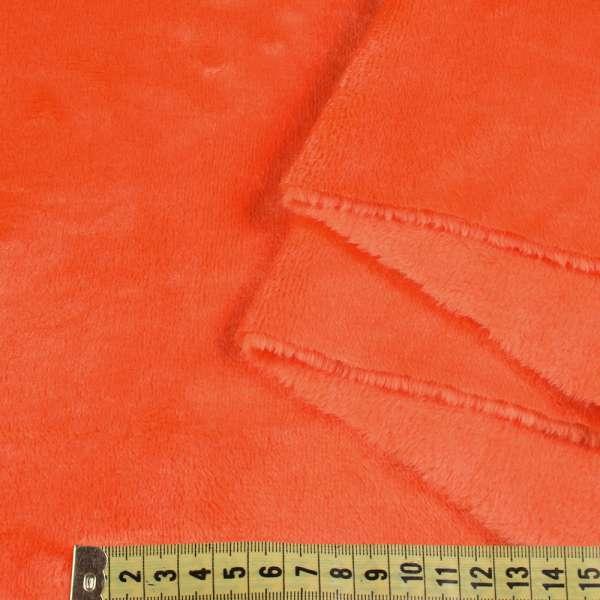 Велсофт двухсторонний оранжевый ш.230 оптом