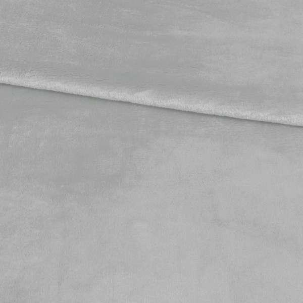 Велсофт двухсторонний серый светлый ш.230 оптом