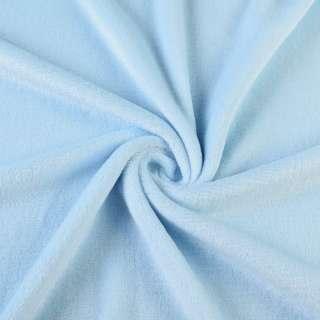 Велсофт двухсторонний голубой ш.185 оптом