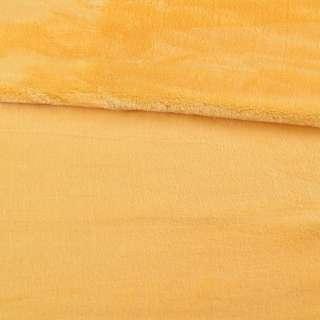 Велсофт двухсторонний желтый, ш.180 оптом