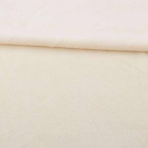 Велсофт двухсторонний молочный, ш.180 оптом