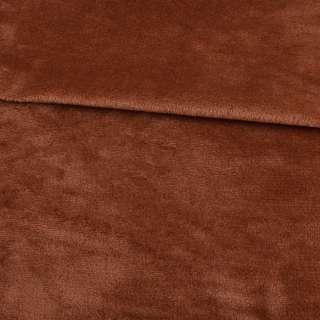 Велсофт двосторонній коричневий світлий ш.185 оптом