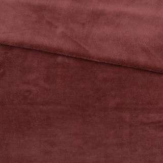 Велсофт двосторонній коричнево-рожевий ш.190 оптом